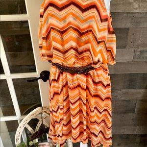 NWT! Hi Low Summer Dress